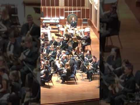 Hannah Wren in Cleveland Youth Wind Symphony Part 3