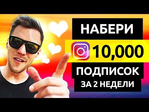 10000 ПОДПИСЧИКОВ в ИНСТАГРАМ за 15 ШАГОВ с НУЛЯ. Как раскрутить Instagram. Как заработать в Инста