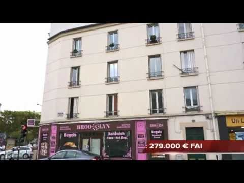 Agence immobiliere paris vente appartement 2 pieces 36m2 a for Agence immobiliere vincennes