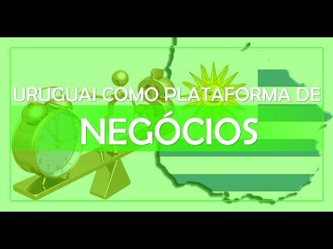 Uruguai como plataforma de negócios