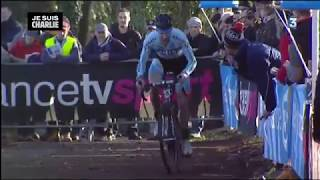 Championnats France Cyclo Cross 2015 hommes