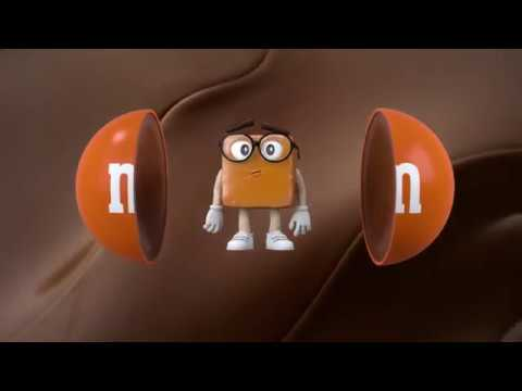 M&M's Group Talk 2017 - Publicité Etats-Unis