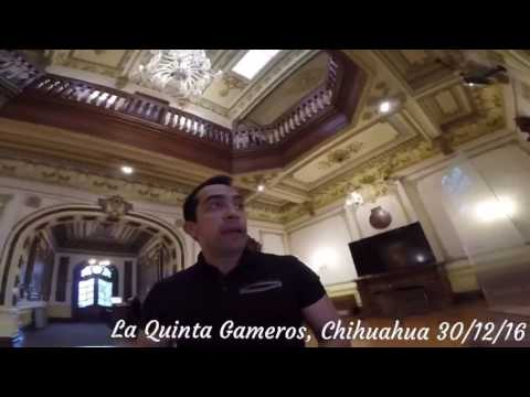 Travel with me - La Quinta Gameros, Chihuahua