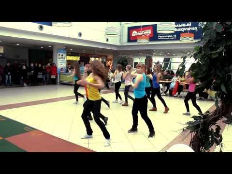 Britney Jean Пермь - Лучший танцевальный флешмоб ФМ 2013