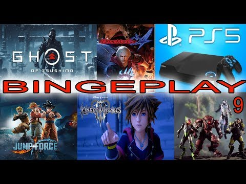 BingePLAY   Episode 9   Devil May Cry, Anthem, Kingdom Hearts 3 & PS5 thumbnail