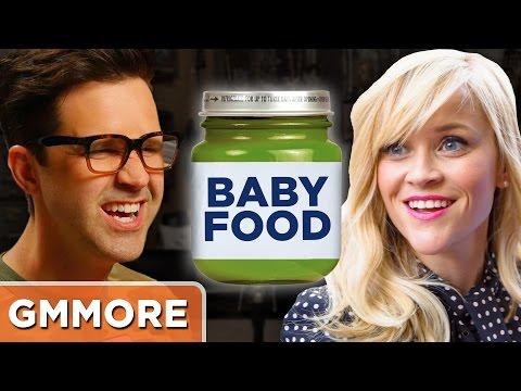 Strange Celebrity Diet Game