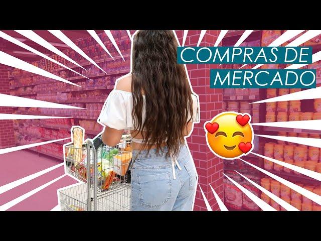 VLOG   Compras da Semana de Supermercado e Organização