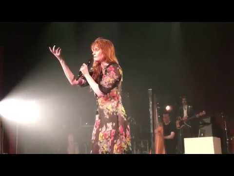 [HQ] Florence + The Machine - Patricia (First Time Live at Victoria Theatre, Halifax)
