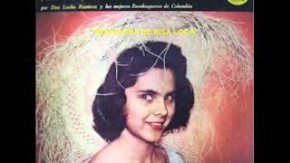 Lucho Ramírez con los Coros cantares de Colombia   Muchacha de risa loca   Colección Lujomar