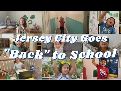"""We Can Do it!""- Jersey City Goes ""Back"" to School"