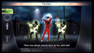 Michael Jackson The Experience   Thriller MJ PS3 5  Nightmare Difficulty1