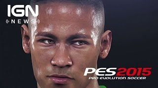PES 2016 Features and Release Date Revealed - IGN News