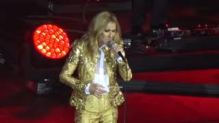 Because You Loved Me + Audience Sing Along [Celine Dion Live in Manila 2018]