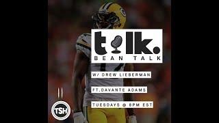 Bean Talk #002 - Q+A w/ Davante Adams (Green Bay Packers)