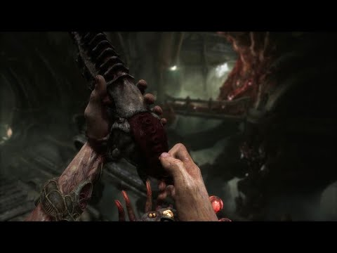 Scorn Xbox Series X Gameplay Trailer
