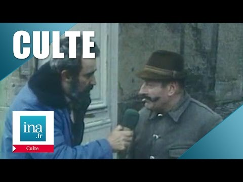 Culte : Opinions Sur Rue, le best of de Gérard Pabiot   Archive INA