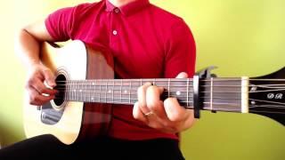 Iris - Goo Goo Dolls (City of Angels) - Beginner Fingerstyle Song Arrangement