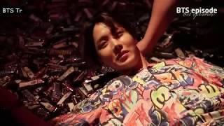 Türkçe Altyazılı EPISODE BTS - FAKE LOVE MV Shooting
