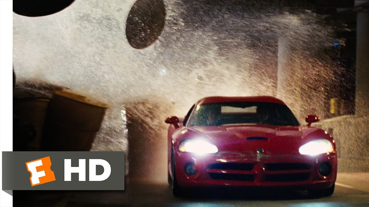 Wanted 3 11 Movie Clip Viper Ride 2008 Hd Youtube