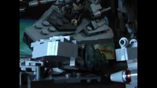 обзор на лего звездные войны (звездный разрушитель)