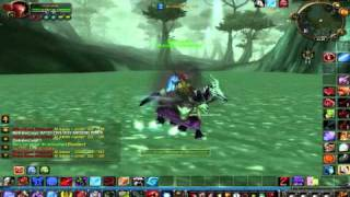 World Of Warcraft Wrath Of Lich King Gameplay PC