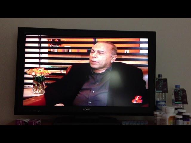 Entrevista a Giovanni Maciocia televisión Colombiana
