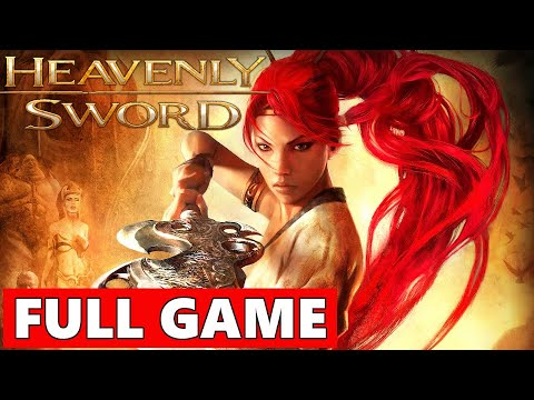 Download Heavenly Sword Full Walkthrough Gameplay - No Commentary (PS3 Longplay)