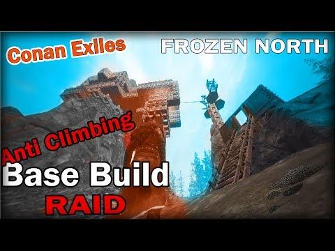 Conan Kletterausrüstung : Conan exiles klettern youtube