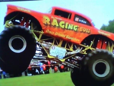 Racing Bull Monster Car Show Powerpark YouTube - Monster car show
