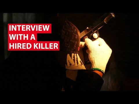 Interview With A Hired killer | Get Rea! | CNA Insider