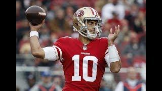 Jimmy Garoppolo Preseason Highlights ᴴᴰ || 49ers 2018-19