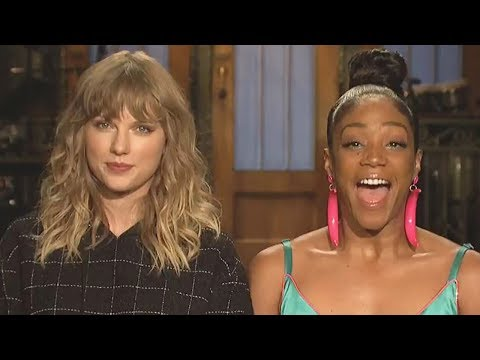 Tiffany Haddish BEGS Taylor Swift To Be On...