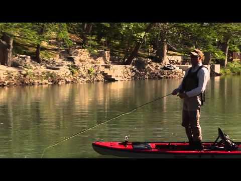 "Kayak Fishing Journal -- ""The Guadalupe River"""