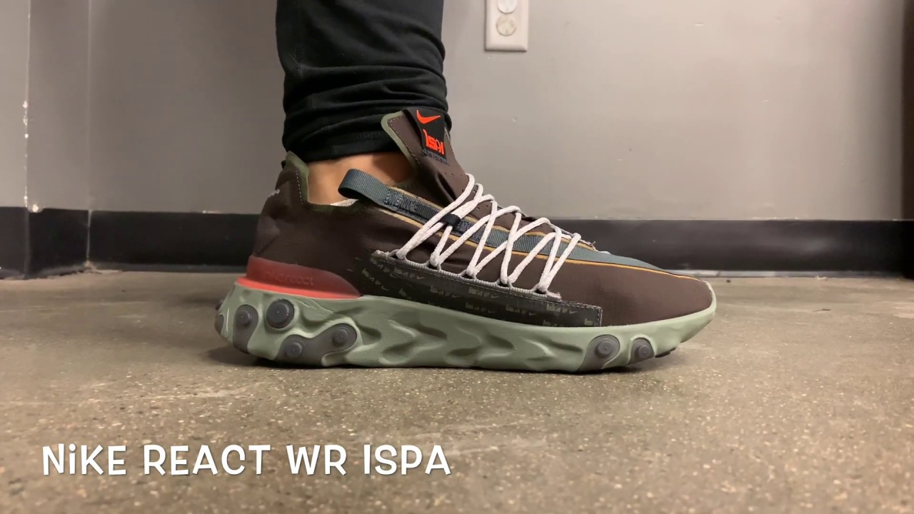 Don't buy the Nike React WR ISPA until you've seen this
