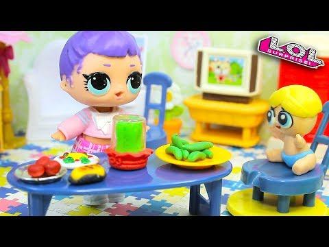 Куклы лол сюрприз | смешные видео для детей #43 / Мультик Lol Dolls