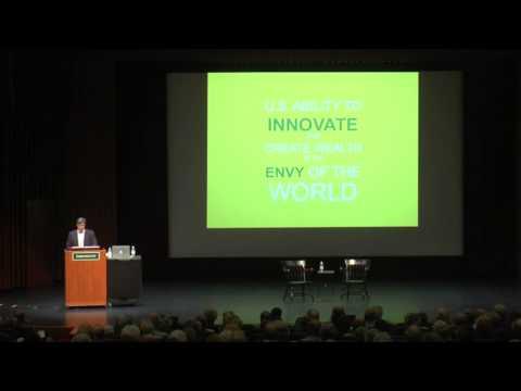 Scott Sandell: America's Innovation Power in the World