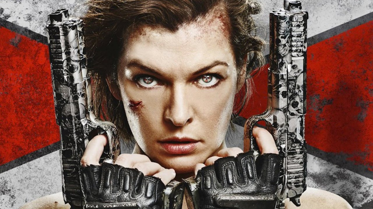 Resident Evil 6 The Final Chapter Hello Alice Official First