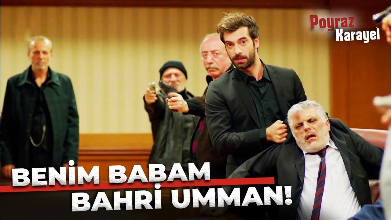 Poyraz Karayel 50. Bölüm - Adil Topal'ın son çırpınışları!