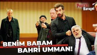 Poyraz, Bahri ve Adil'in Toplantısını BASTI! | Poyraz Karayel 48. Bölüm