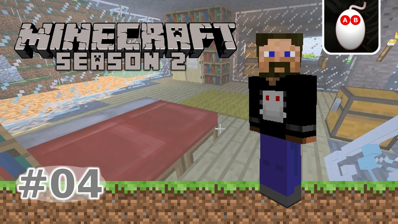 You can never go wrong with mine craft bedroom themes. The Master Bedroom - Let's Play Minecraft Season 2 #04 ...