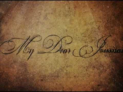 My Dear Journal