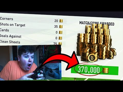 *NEW* FIFA 18 COIN GLITCH!! 💻 😱 MAKE FREE COINS DOING THIS! (FIFA 18 UNLIMITED COINS)