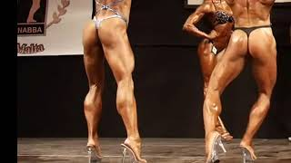 Female Muscle Legs Sexy 102