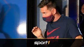 Messi vor Frust-Abgang in die Premier League?  | SPORT1 - TRANSFERMARKT