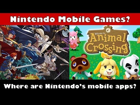 What's the deal with Nintendo's mobile games? (Animal Crossing)