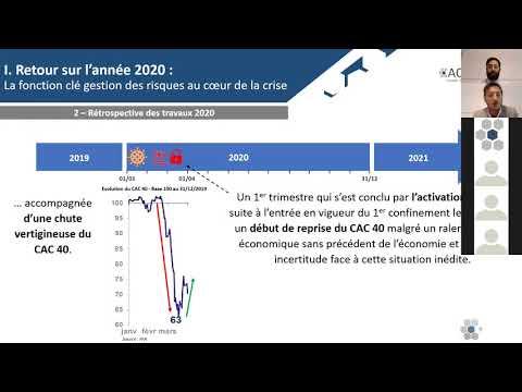 Retrouvez le replay du Webinaire Actuelia sur la fonction clé Gestion des risques du 01 juin 2021