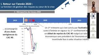 ACTUELIA - Webinaire Fonction Gestion des risques 01 Juin 2021