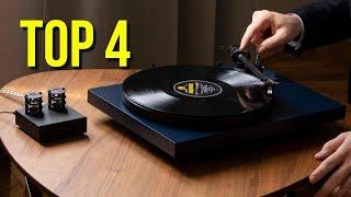 TOP 4 : Best Vinyl Turntable 2…