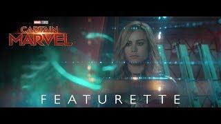 Marvel Studios' Captain Marvel | Cast Featurette