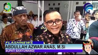 Download Video BANYUWANGI - BUPATI ANAS TINJAU LANGSUNG TES CPNS 2018 DIKANTOR BKD BANYUWANGI MP3 3GP MP4